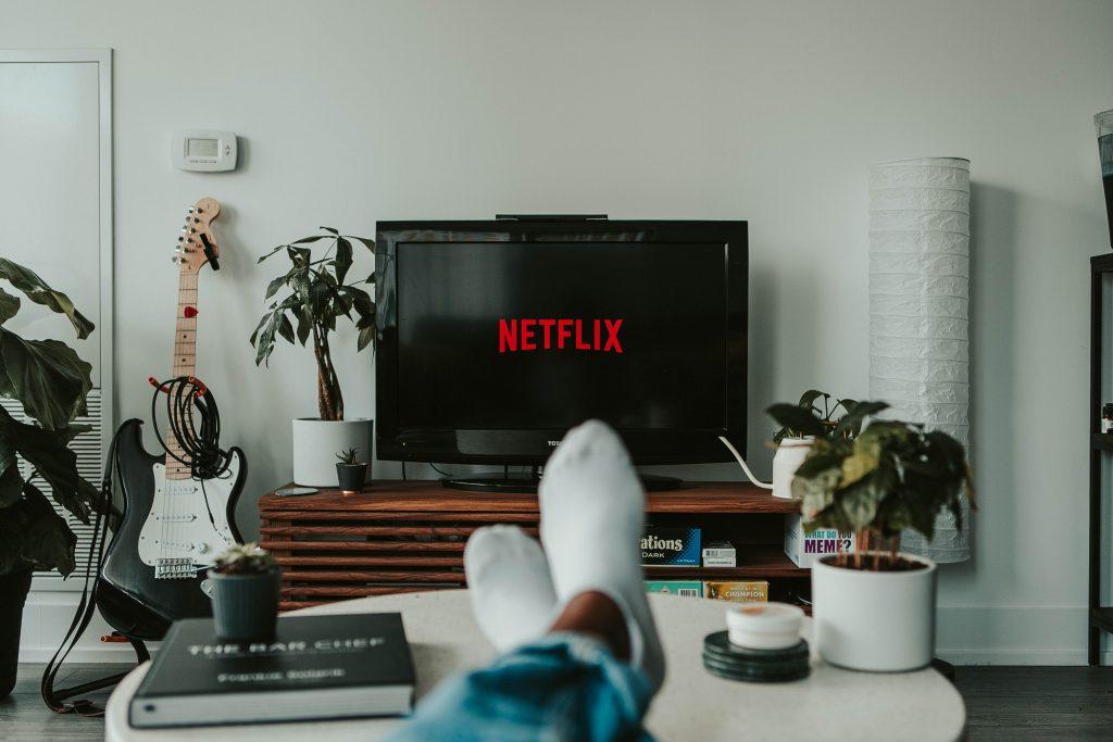 Nonton Netflix lewat Indihome